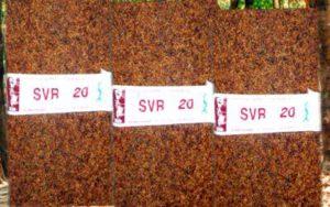 Натуральный каучук SVR 20